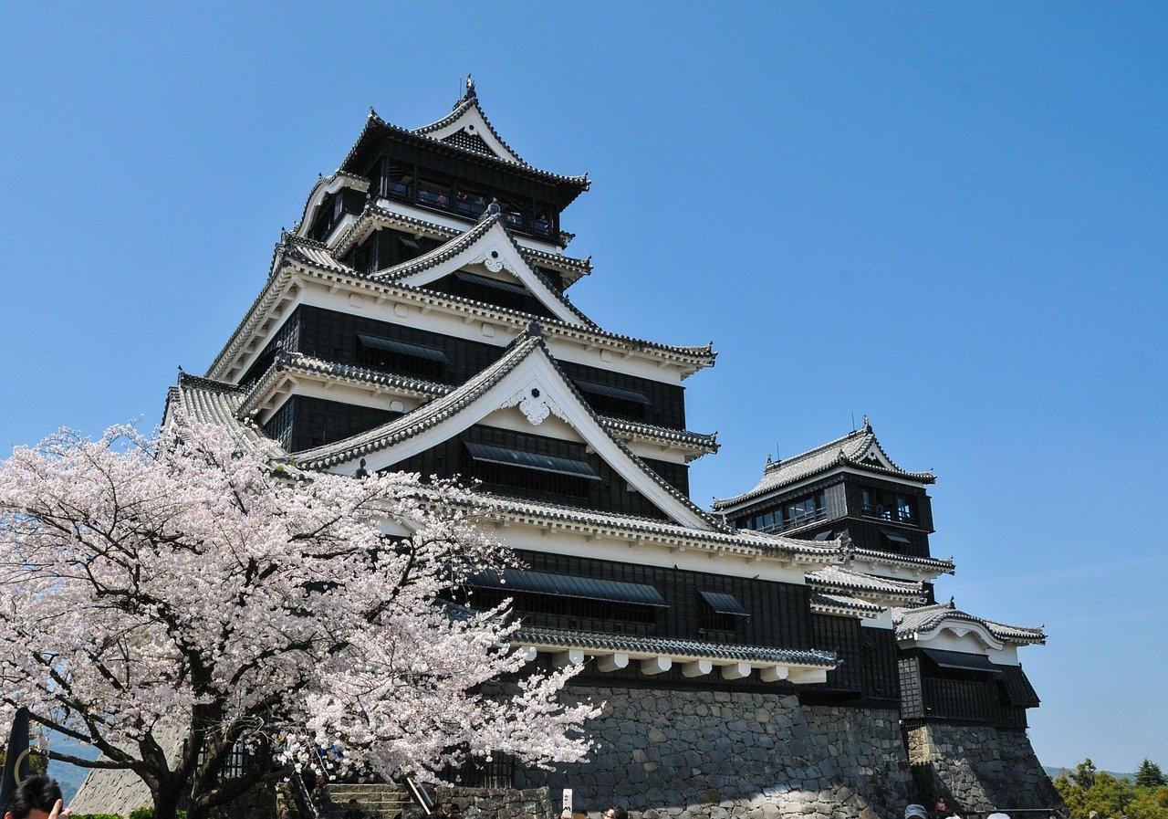 熊本城観光の見どころ5選。天守閣は2つある?