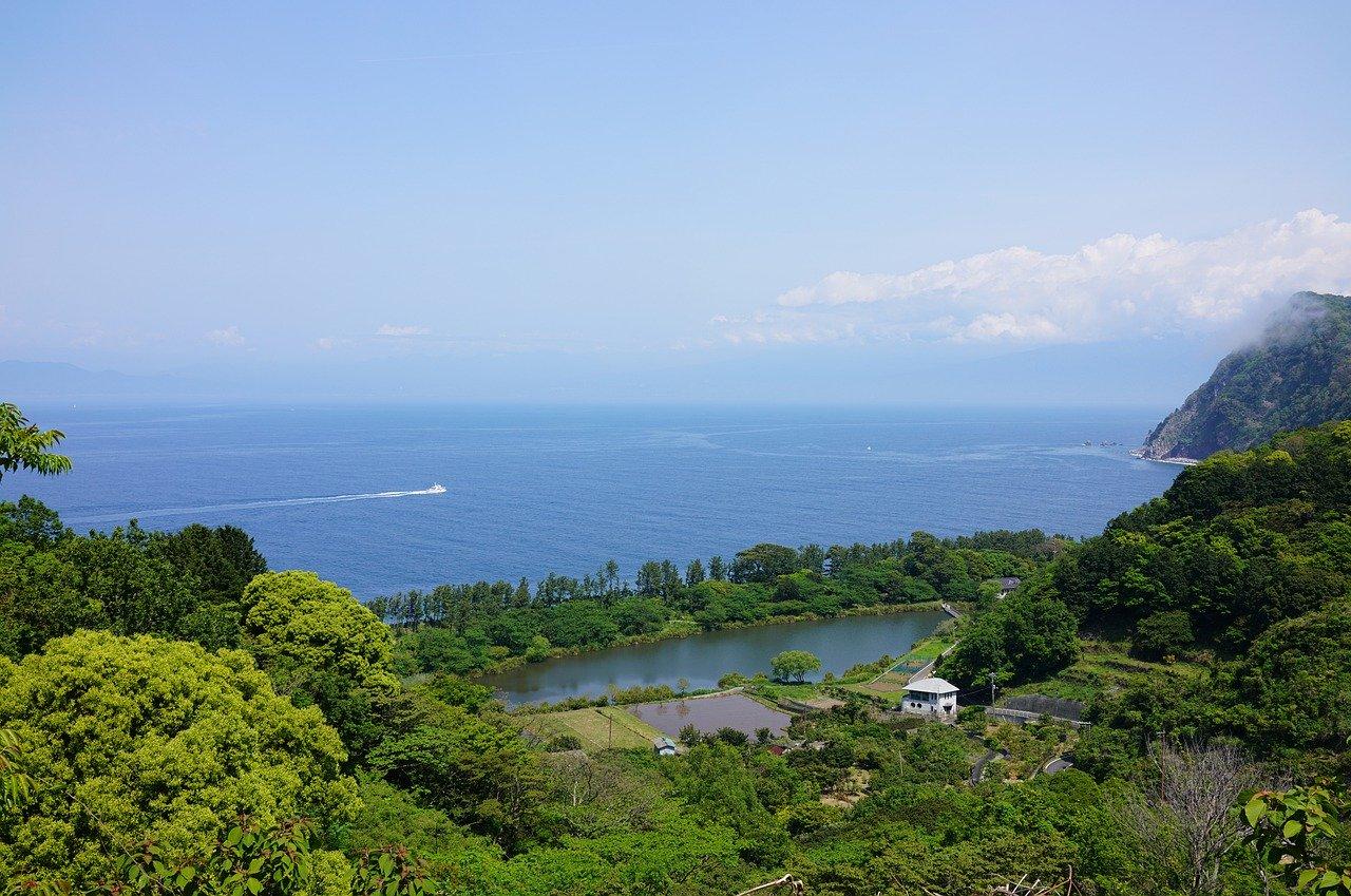 修善寺の観光スポット14選。伊豆は海だけじゃない!