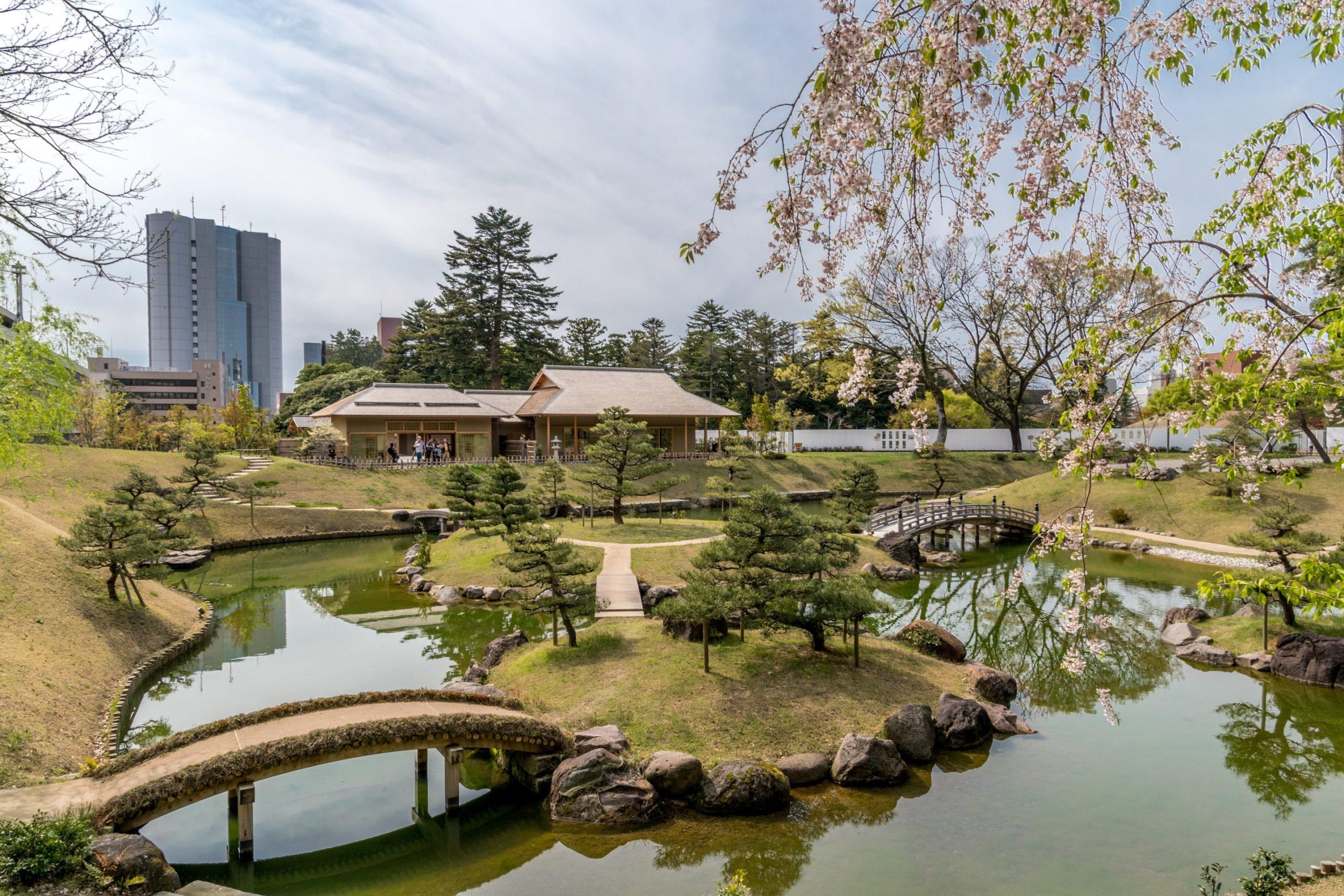 金沢の観光スポットまとめ。歴史や文化に触れることができる8つの名所