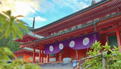 比叡山延暦寺の5つの見どころ