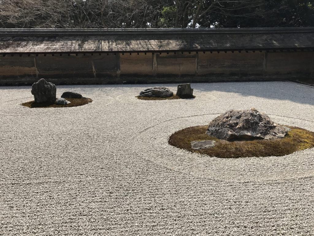「枯山水」の代表庭園