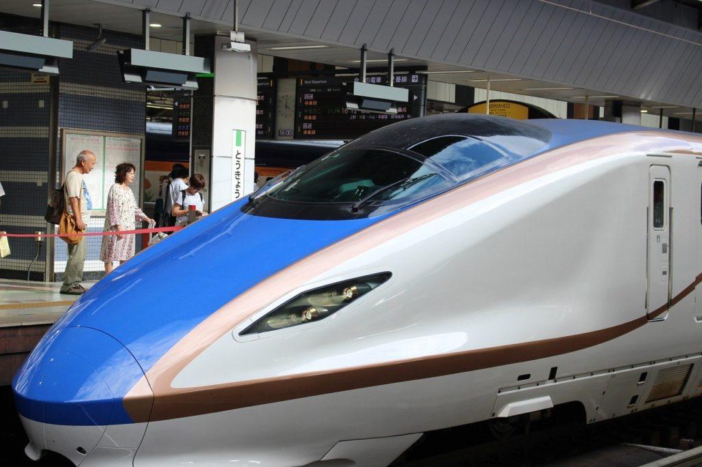 北陸新幹線
