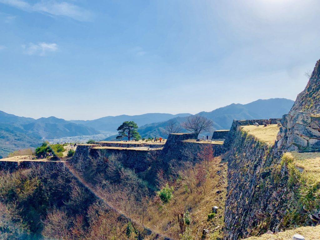 竹田城の歴史