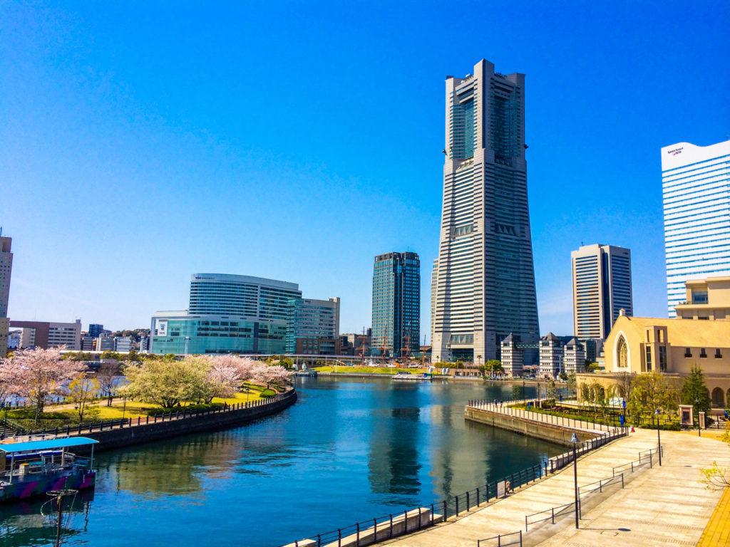 横浜ランドマークタワー 展望台スカイガーデン