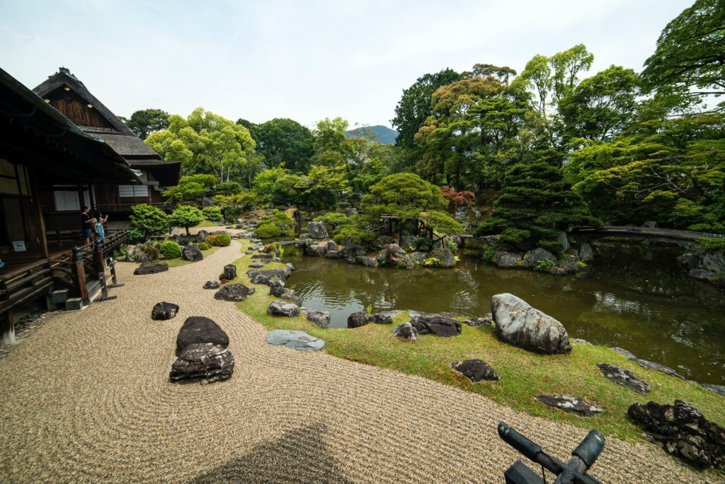 醍醐寺の四季