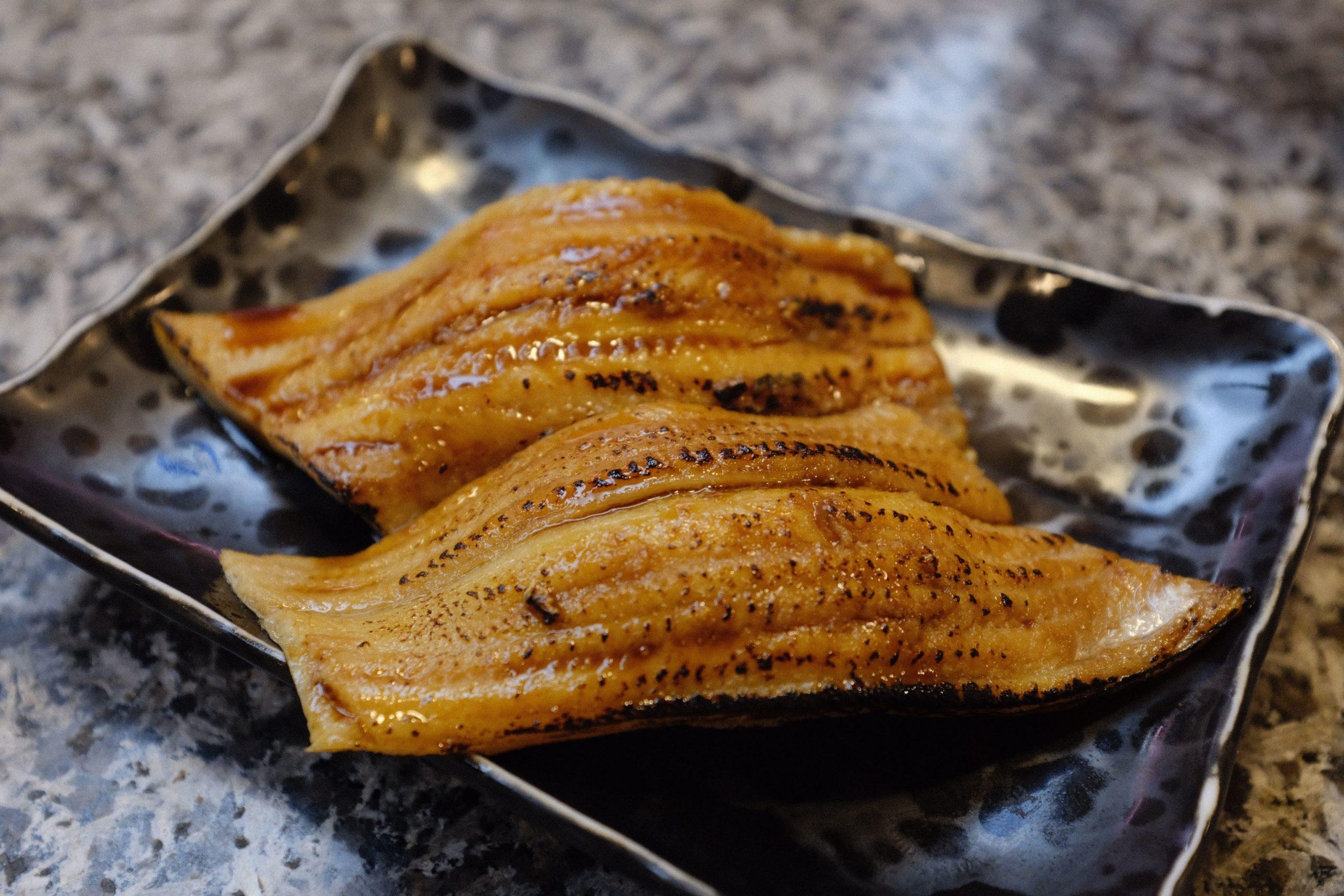 内房に行ったら欠かせない、富津のアナゴを食べる!