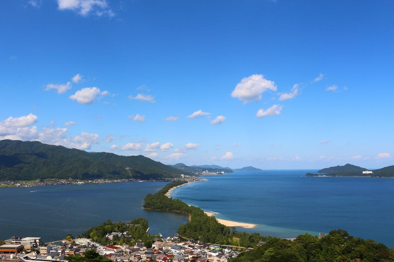 天橋立の4つの絶景ビューポイントと、おすすめグルメお土産情報5選。