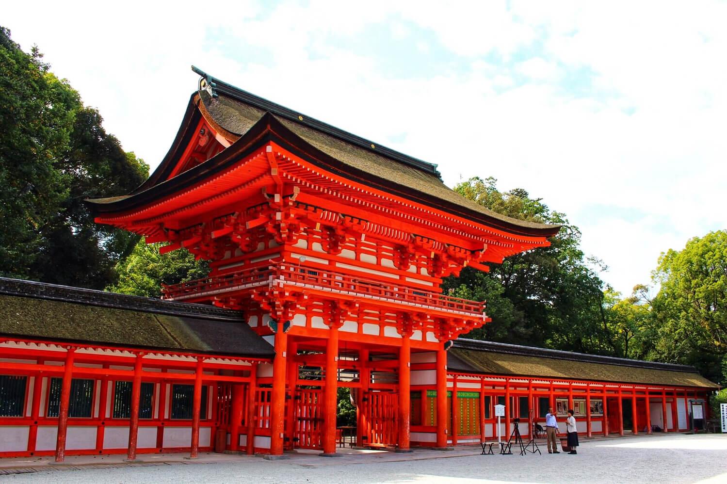 下鴨神社でも特に人気のある5つの見どころ。葵祭と御手洗祭についても解説