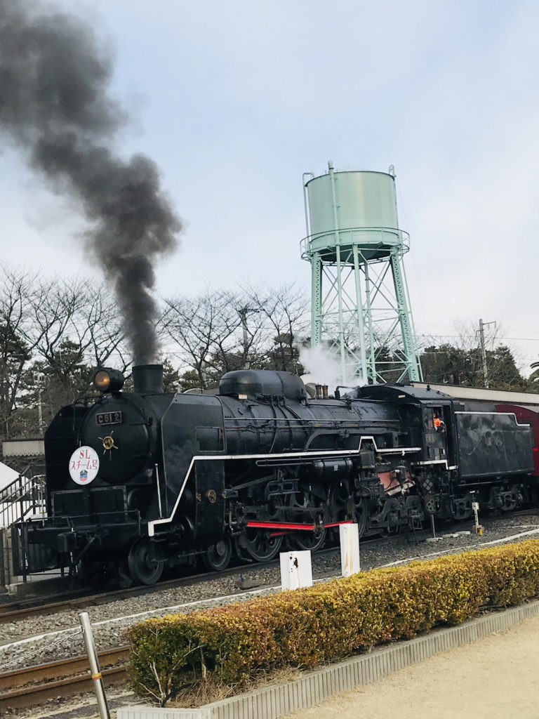 鬼滅の刃_無限列車観光地