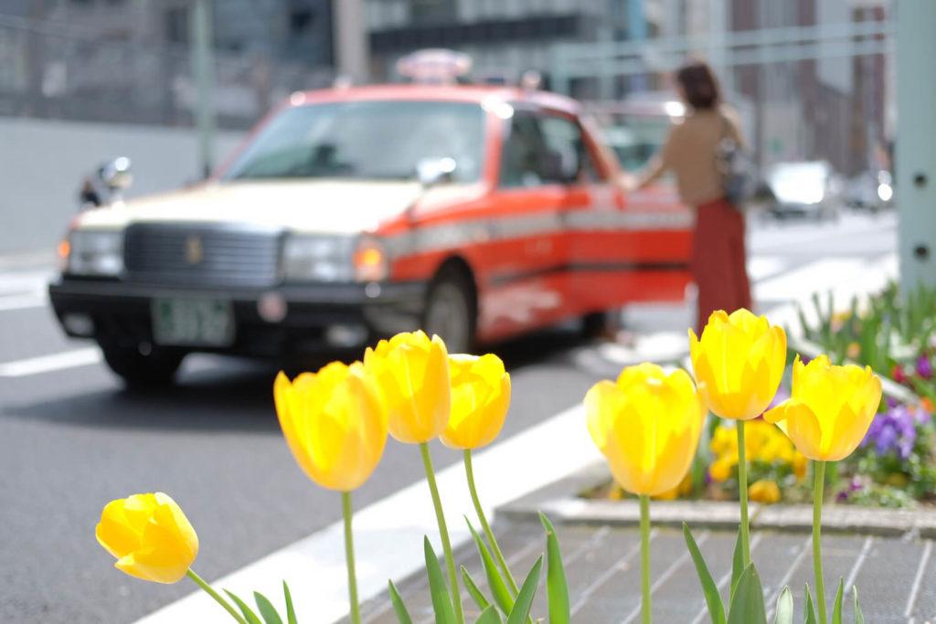 観光タクシーとは