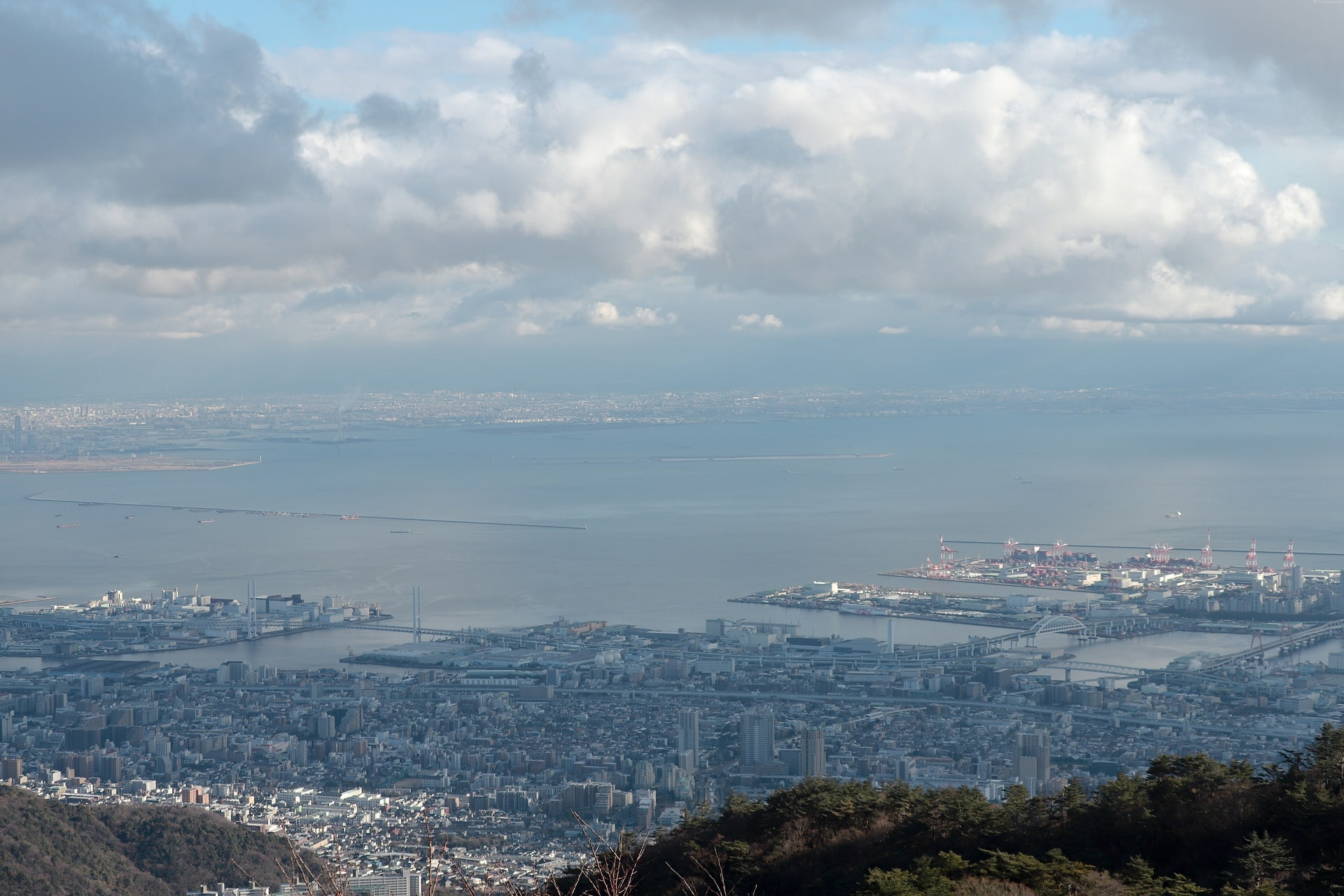 近畿観光 > 兵庫観光 >神戸からたった1時間でいける六甲山