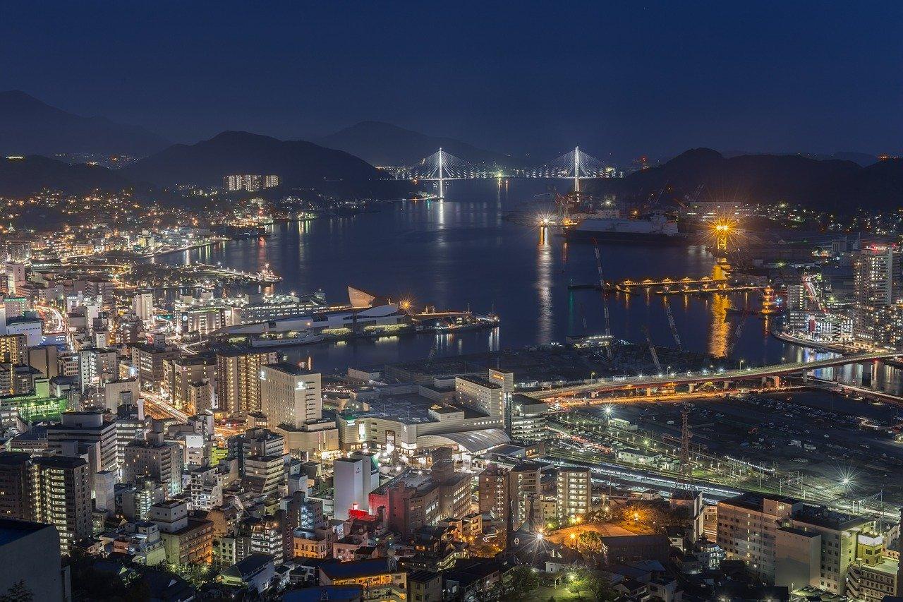 長崎の夜景を満喫しよう!世界新三大夜景に認定された稲佐山山頂からの絶景