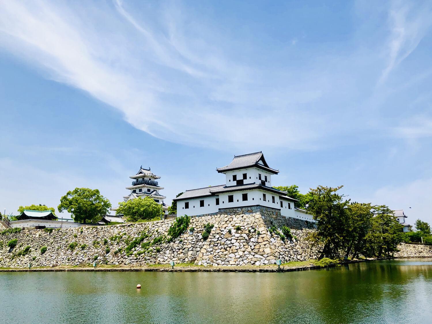 中国・四国地方の名城22選
