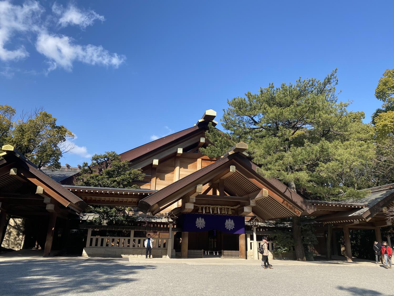 熱田神宮の見どころ5選。名古屋観光で訪れたい熱田さん!
